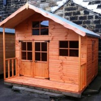 Adventure House Playhouse