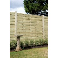 Fencing Pack - St Esprit 6ft x 6ft (19ft area covered)