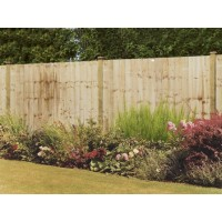 Fencing Pack - Feathered Edge 6ft x 3ft (19ft area covered)