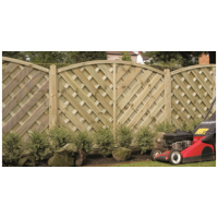 Fencing Pack - St Lunairs 6ft x 6ft (19ft area covered)