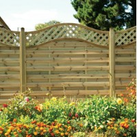 Fencing Pack - St Meloir 6ft x 6ft (19ft area covered)