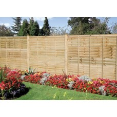 Fencing Pack - Traditional Lap 6ft x 3ft (19ft area covered)