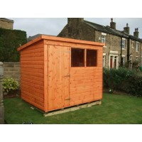 Executive Range Pent Garden Shed