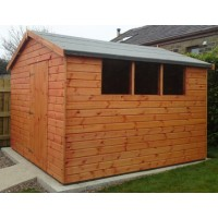Executive Range Apex Garden Shed