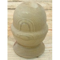 Treated Acorn Cap